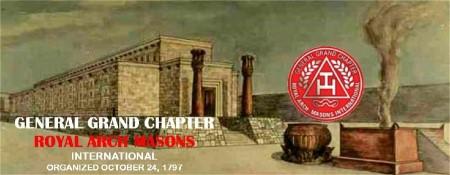 General Grand Chapter Royal Arch Masons