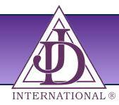 Jobs Daughters - International Order