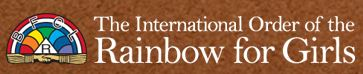 Rainbow for Girls - International Order