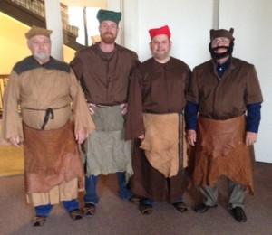 2015 Scottish Rite & York Rite Degree Day
