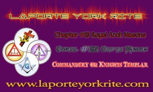 LaPorte York Rite